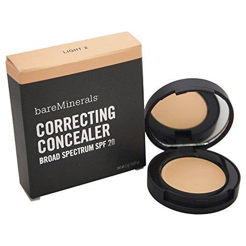 bareMinerals Creamy Correcting Concealer, Light 2 (0.07 Oz/ 2 g)