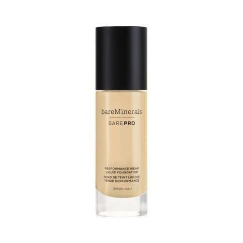 bareMinerals BarePro Performance Wear Liquid Foundation Natural 11, 1 Fluid Ounce