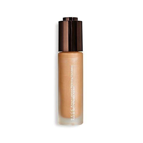 BECCA Aqua Luminous Perfecting Foundation- Warm Honey, 1 Ounce