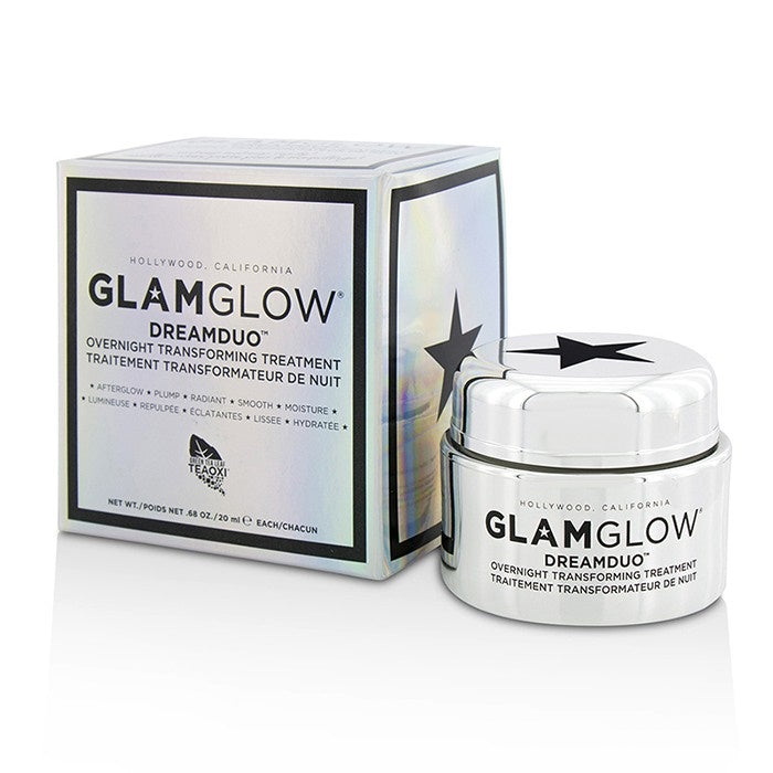 GLAM GLOW DreamDuo - Overnight Transforming Treatment