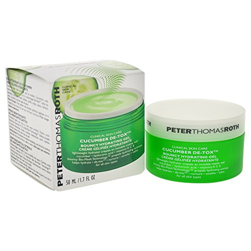 Peter Thomas Roth Cucumber De-Tox Bouncy Hydrating Gel, 1.7 Ounce