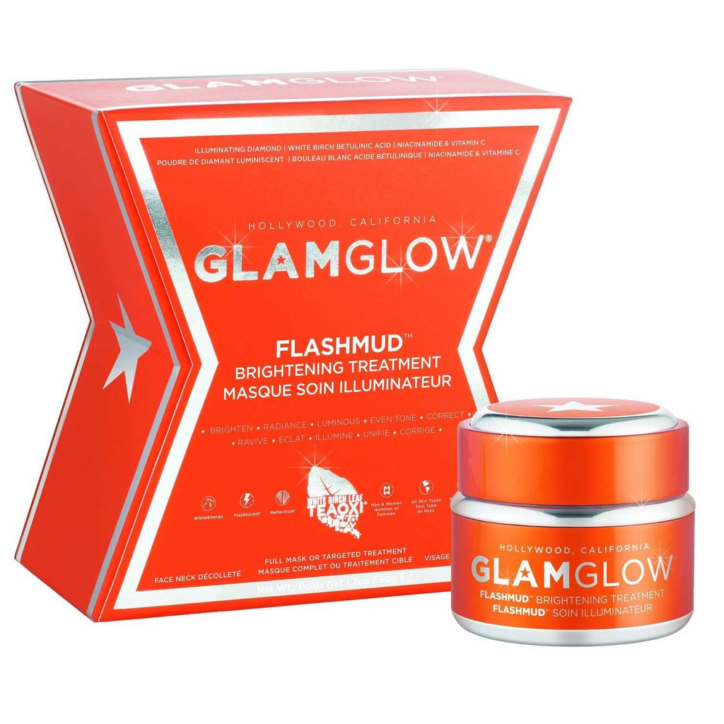 GLAM GLOW FlashMud Brightening Treatment