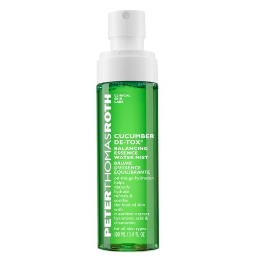 Peter Thomas Roth Cucumber De-Tox Balancing Essence Water Mist, 3.4 Ounce