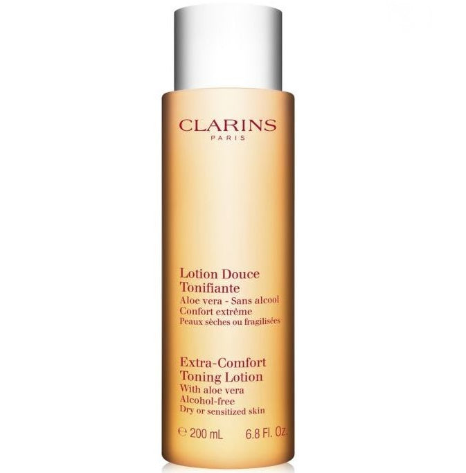 Clarins Extra-Comfort Toning Lotion - Dry or Sensitized Skin