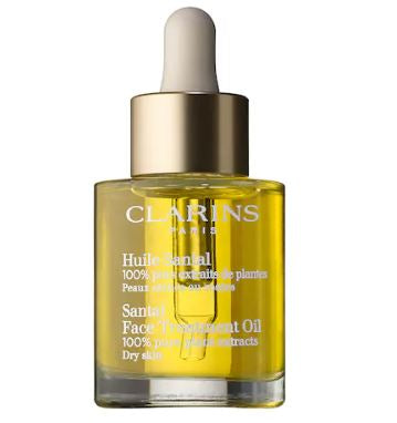 Clarins Face Treatment Oil, Santal - Dry Skin