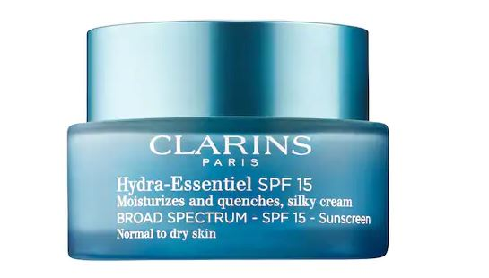 Clarins Hydra-Essentiel Cream SPF 15 - Normal to Dry Skin