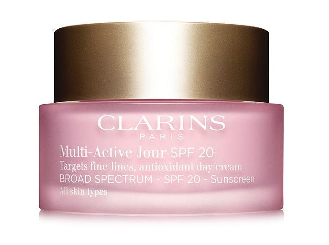 Clarins Multi-Active Day Cream - AST