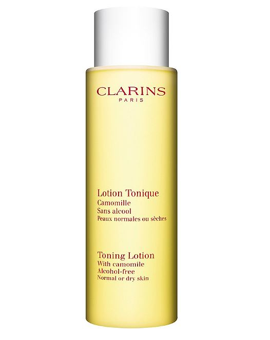 Clarins Toning Lotion, with Camomille - Normal or Dry Skin