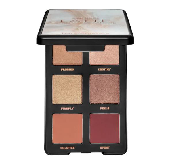 Gen Nude Eye Shadow Palettes Dark- Latte