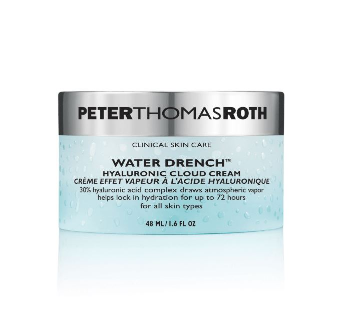 Peter Thomas Roth Water Drench Hyaluronic Cloud Cream, 1.6 Ounce