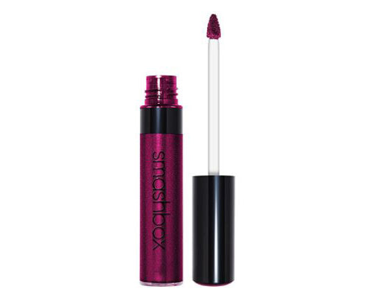 SMASHBOX Be Legendary Liquid Lip – Liquid Metal Boys and Berry (Metallic Deep Fuchsia)