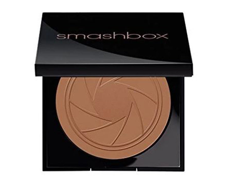 Smashbox Bronze Lights, Deep Matte, 0.29 Ounce