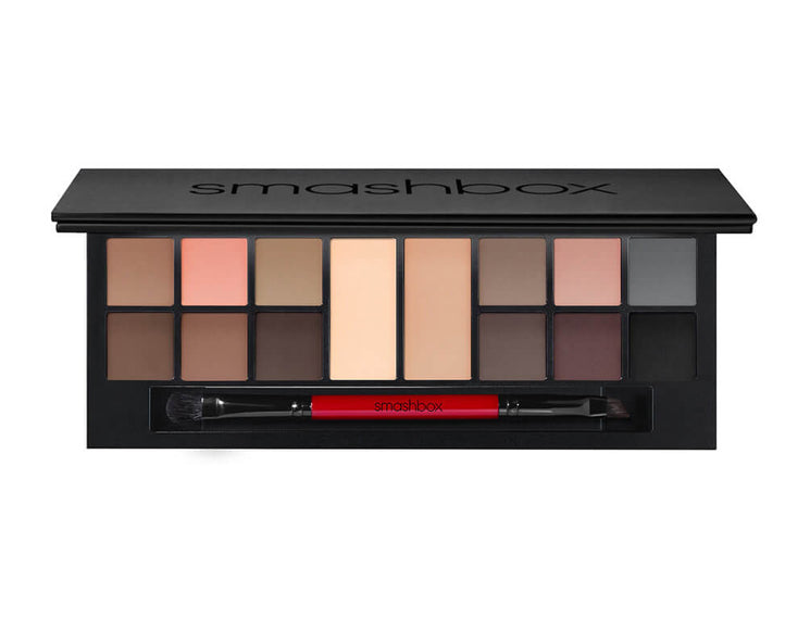 Smashbox Photo Matte Eye Palette, 0.49 Ounce