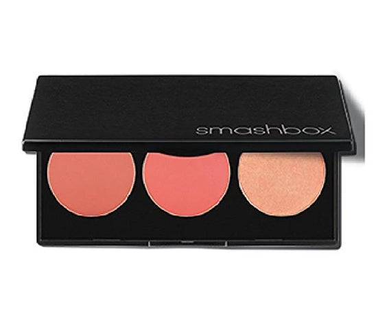 Smashbox L.A. Lights Blush & Highlight Culver City Coral Palette