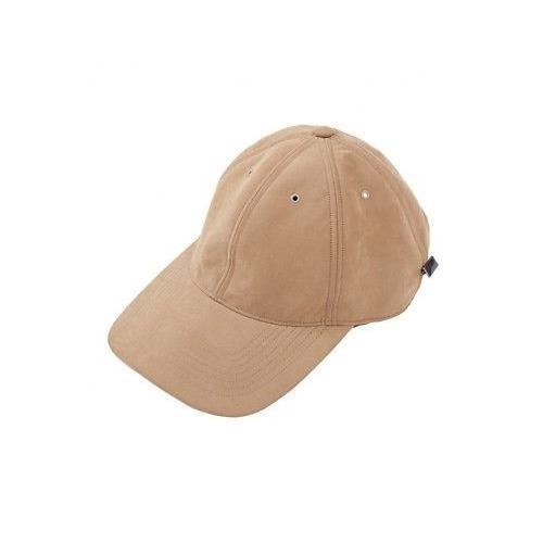 Akuba 100% Cotton Adjustable Unisex Baseball Cap (20+ Colors) (Camel)