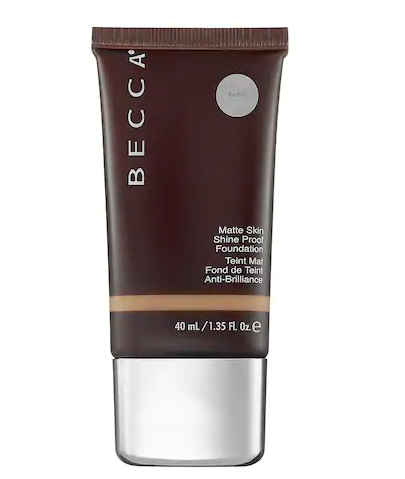 BECCA Ever-Matte Shine Proof Foundation - Amber