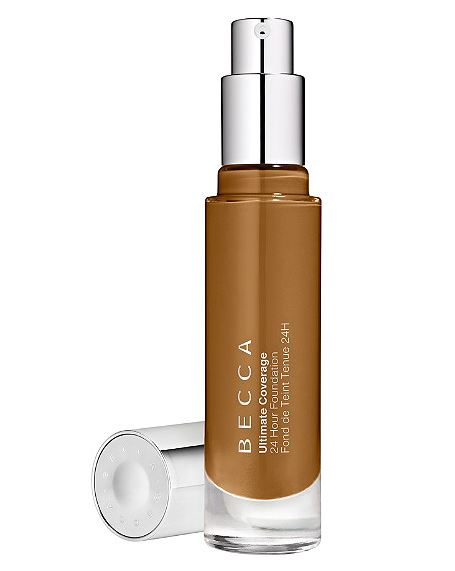 Becca Ultimate Coverage 24 Hour Foundation MAPLE, 1 oz.