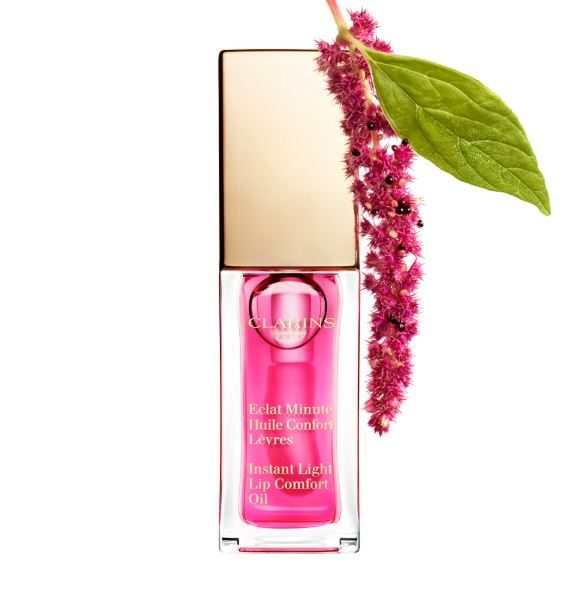 Clarins Instant Light Lip Comfort Oil - Candy