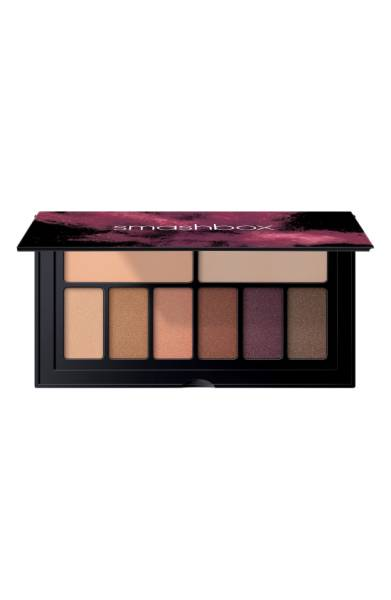 Smashbox Cover Shot Eye Shadow Palette, Golden Hour, 0.27 Ounce