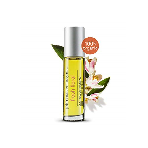 JOHN MASTERS Fresh Floral Roll-On Fragrance 0.3 oz