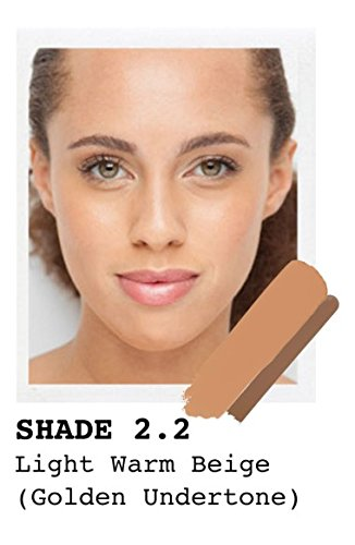 Smashbox Studio Skin Shaping Foundation Stick 2.2 Light Warm Beige + Soft Contour