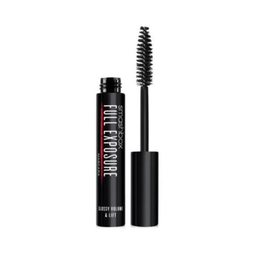 Smashbox Full Exposure Mascara, Jet Black, 0.32 Ounce