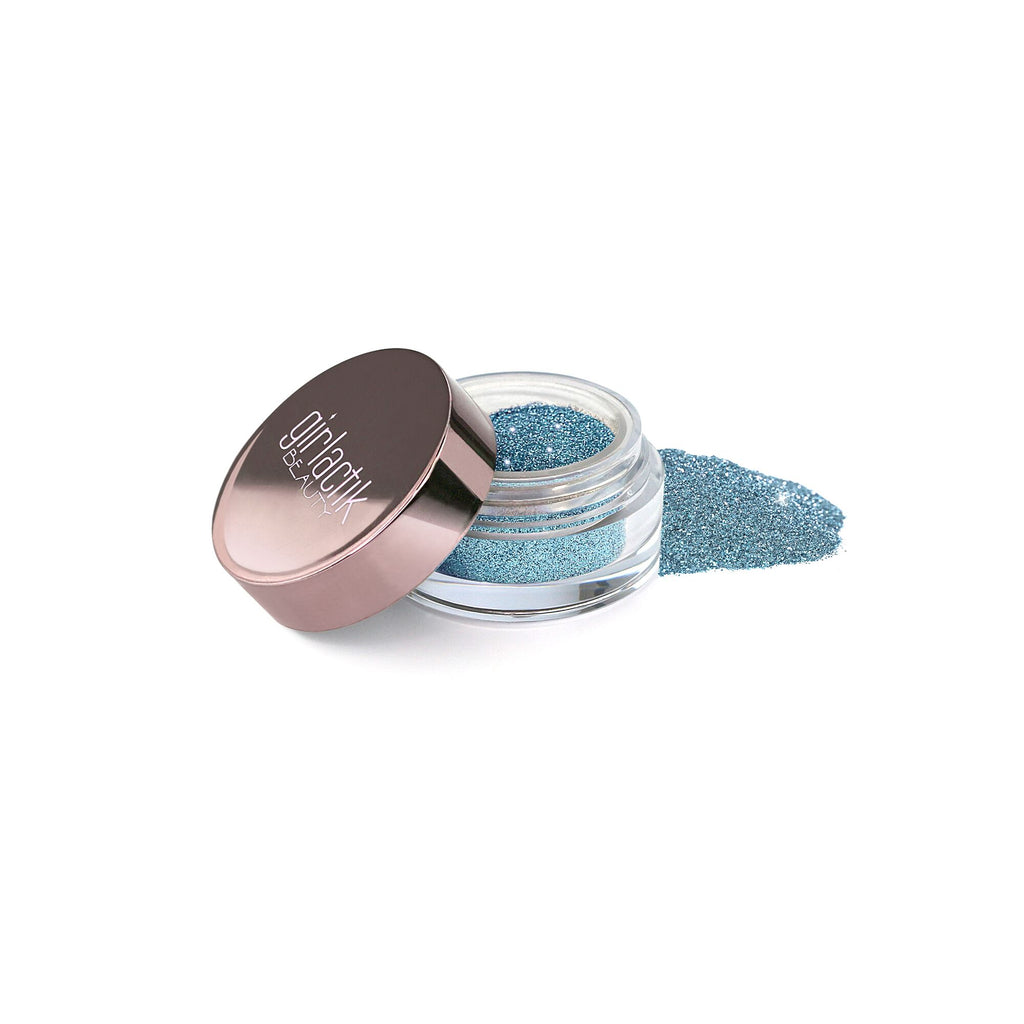GIRLACTIK  LOOSE SPARKLES - Sky Blue