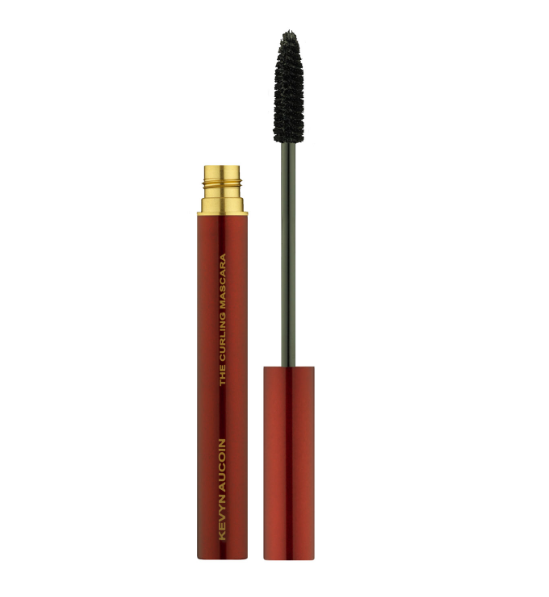 Kevyn Aucoin - The Curling Mascara - Rich Pitch Black. 0.18 oz