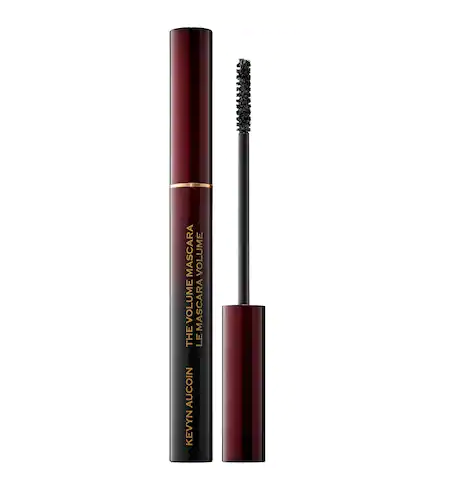 Kevyn Aucoin - The Volume Mascara - Rich Pitch Black Voluminous Mascara. 0.18 oz