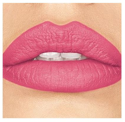 Statement Matte Liquid Lipcolor - Fresh (bold warm pink)