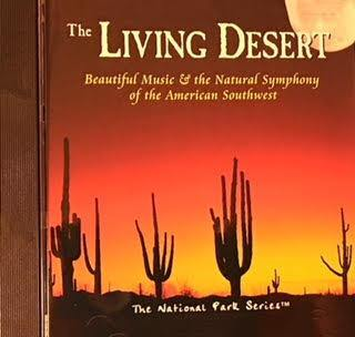The Living Desert CD