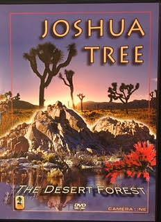 Joshua Tree Desert Forest DVD