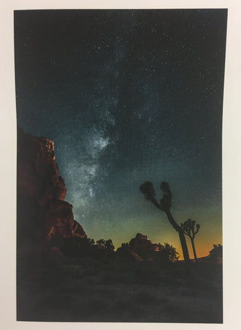 Hidden Valley Milky Way (2014) Note Card