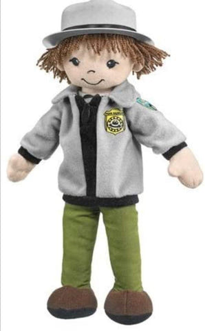 Park Ranger Doll Male