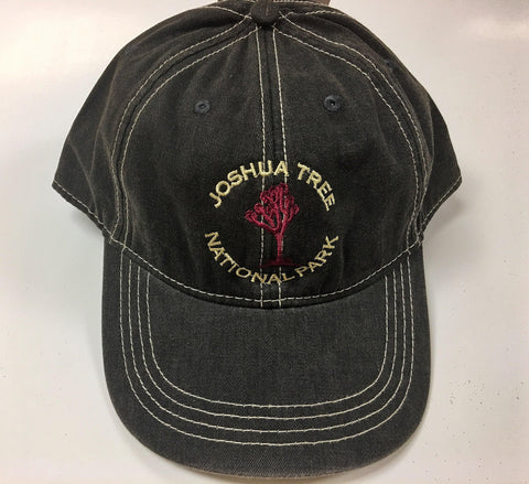 Black Hat Joshua Tree Logo