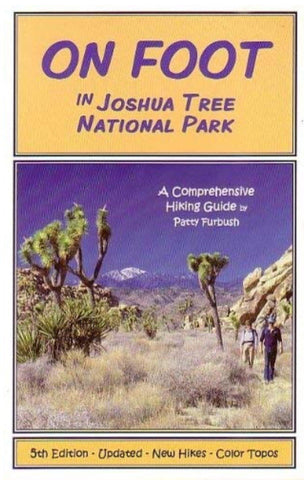 On Foot In Joshua Tree National Park