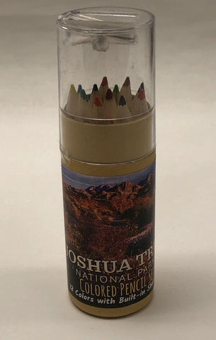 Joshua Tree Colored Pencil Set