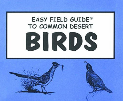 Easy Field Guide To Common Birds
