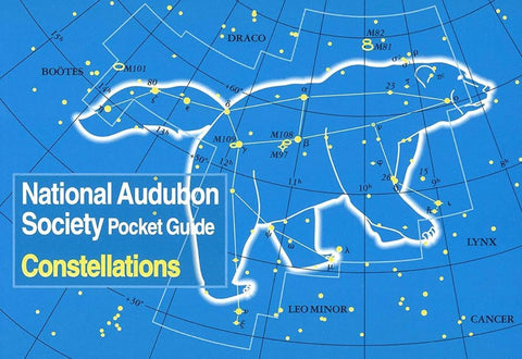 National Audubon Society Pocket Guide Constellations