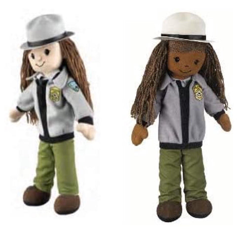 Park Ranger Doll Female