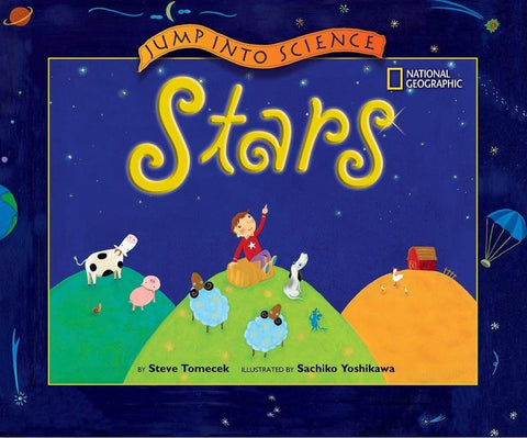 Jump Into Science Stars