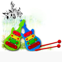 Charger l'image dans la galerie, Baby Child Kid 4-Note Xylophone Musical Toys Wisdom Development