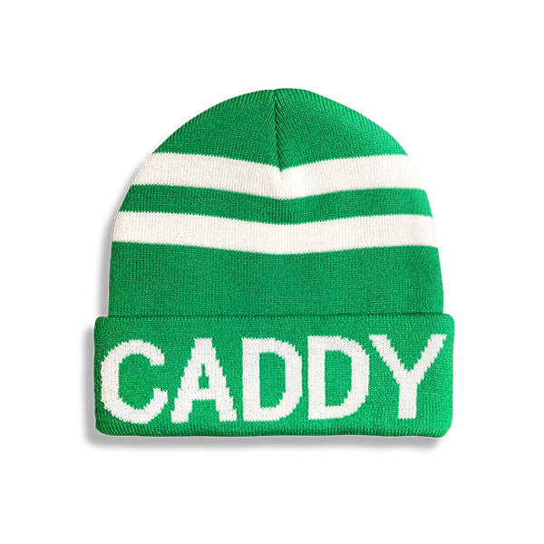 Caddy Beanie | Green