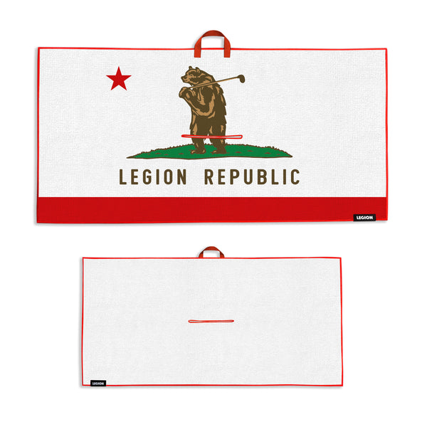 Legion Republic Tour Golf Towel