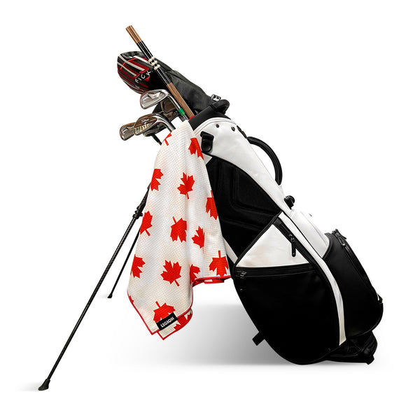 """Canada Eh"" Tour Golf Towel"