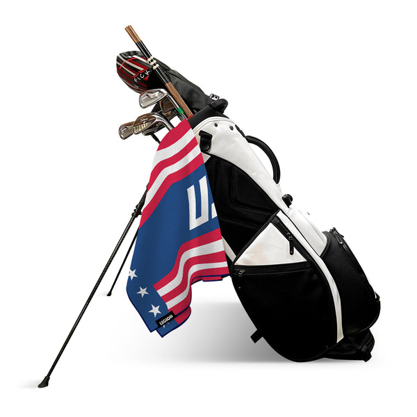Merica Tour Golf Towel