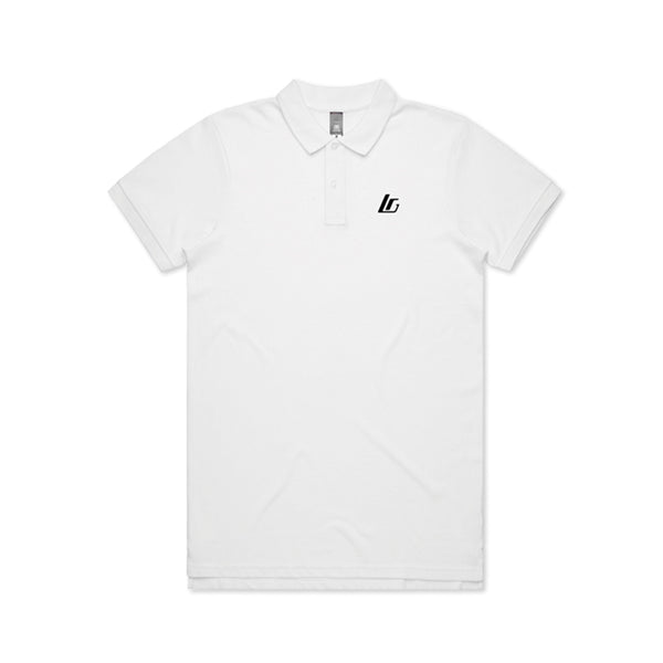 "Legion ""Opto"" Embroidered Polo"