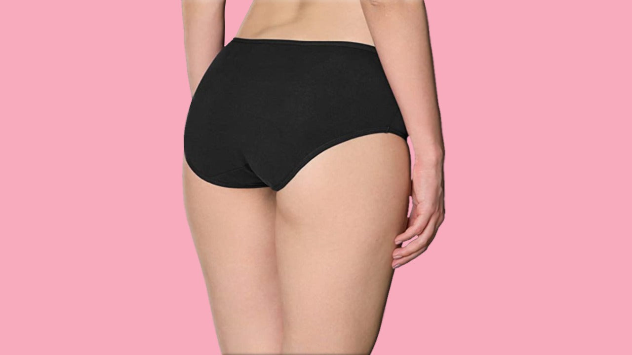 Reusable Period Panties 4 Pack - Tulip Panties