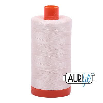 Aurifil Thread 50 wt. 1422 Yards/1300 meters 2406 OYSTER
