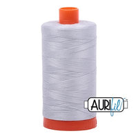 Aurifil Thread 50wt. 1422 Yards/1300m  2600 DOVE